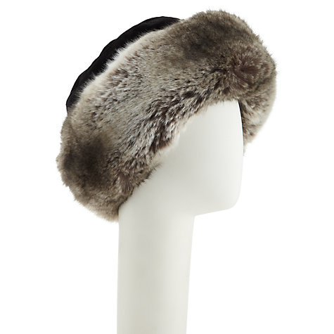acdf63077bf81 Brown faux-fur – Imposter at Liberty